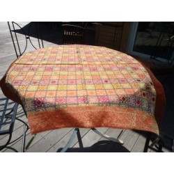 Nappes 105x105 cm square orange