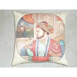 Cushion cover 40X40 Maharaja cream