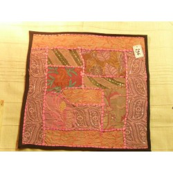 cushion cover old tissus Gudjarat - 296