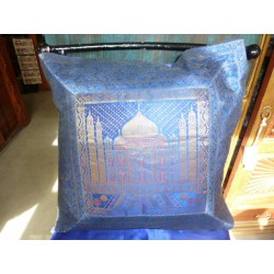 blue cushion covers 40X40 Taj Mahal