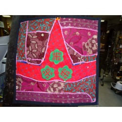 cushion cover old tissus Gujarat - 406