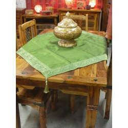 Taffeta brocade tablecloths 110x110 cm