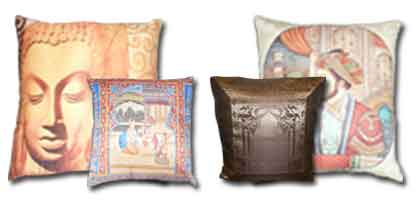 Covers various cushions
