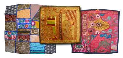 Alte Tuchabdeckung Gujarat
